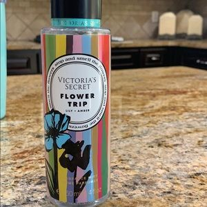 Victoria's Secret flower trip fragrance mist